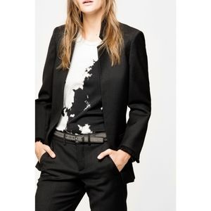 Zadig and Voltaire Volly Frange Blazer